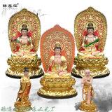 河南豫莲花佛像厂定制观音菩萨佛像、慈航道人神像、