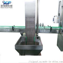 全自动上盖机配套灌装机使用 全自动转盘式旋盖机