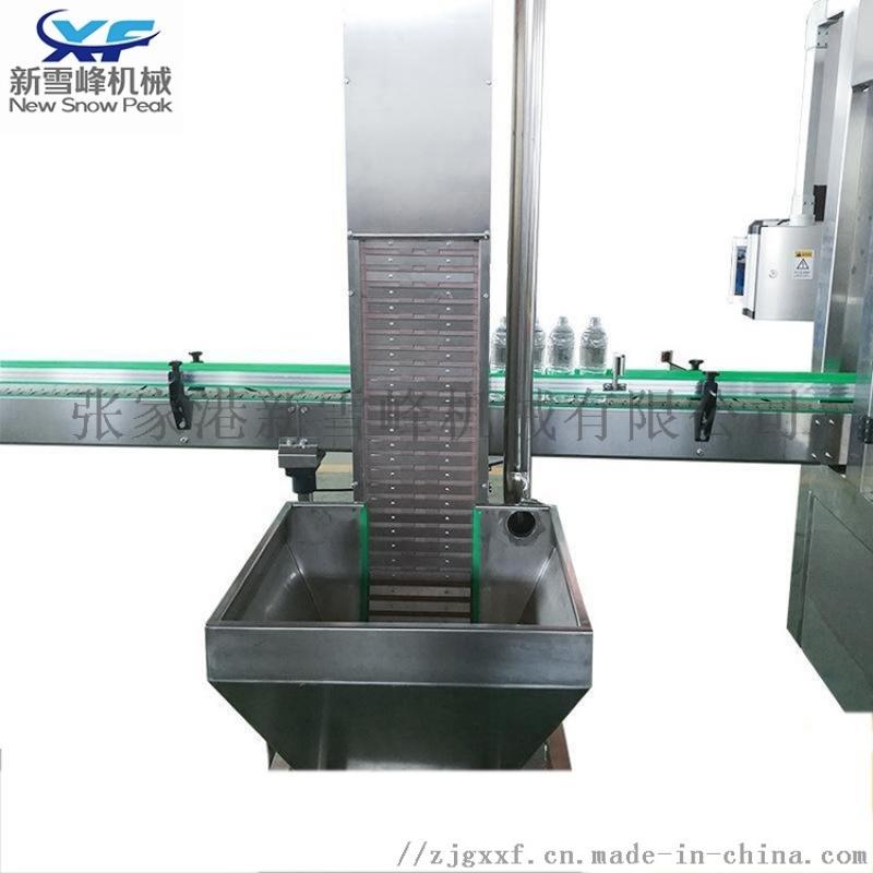 全自動上蓋機配套灌裝機使用 全自動轉盤式旋蓋機