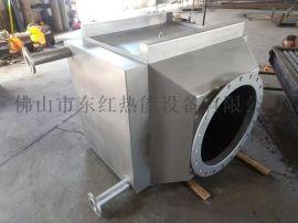 高温烟气余热回收器,气水热交换器