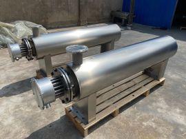 蒸汽加热器水循环加热设备过热电蒸汽加热管道加热器
