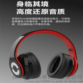 826頭戴式無線藍牙耳機