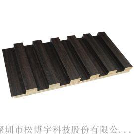 实木格栅背景墙 厂家现货供应实木格栅背景墙墙裙