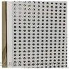 20孔20距隔离冲孔板 建筑工地冲孔网围栏