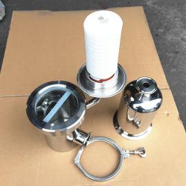 防臭不锈钢防倒灌地漏空气阻隔器38接口