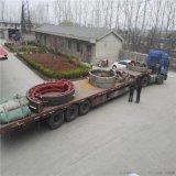 1.8x18米回转式滚筒烘干机大齿轮