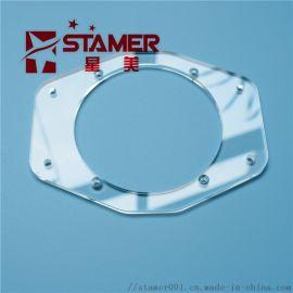 供应光学级PMMA亚克力板精雕丝印切割机加工