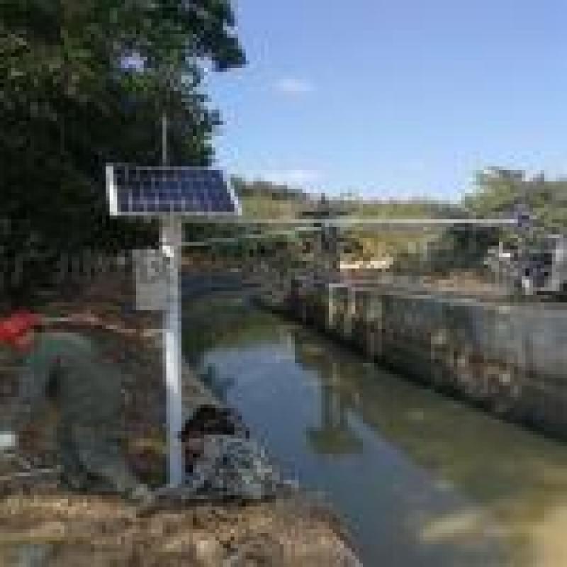 农田水利  工程污水处理流量计系统