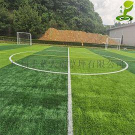 足球场幼儿园仿真地毯草坪运动跑道铺设装饰假草皮