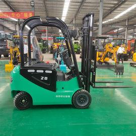 专业生产环保型座驾式电动叉车支持定制