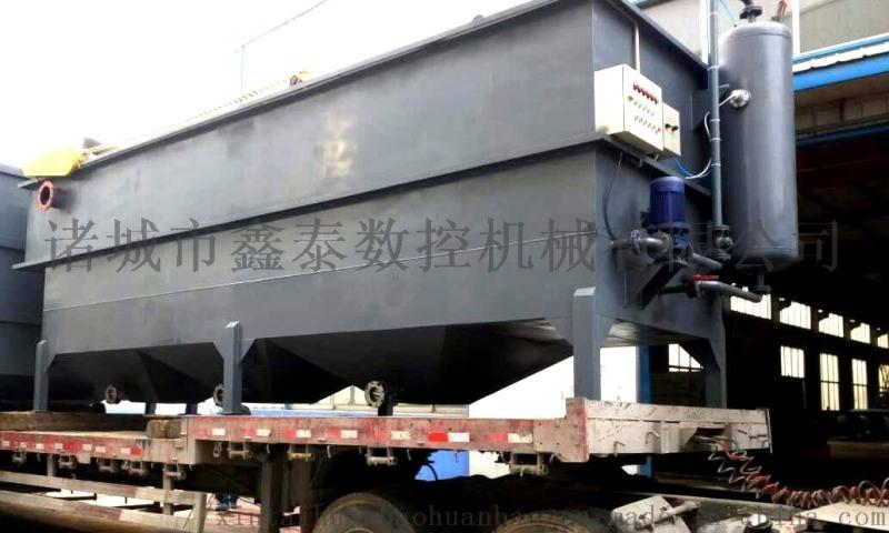 诸城鑫泰环保-涡凹气浮系统运行的影响因素