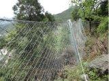 山体SNS防护网钢丝绳格栅网多功能防护网镀锌钢丝绳