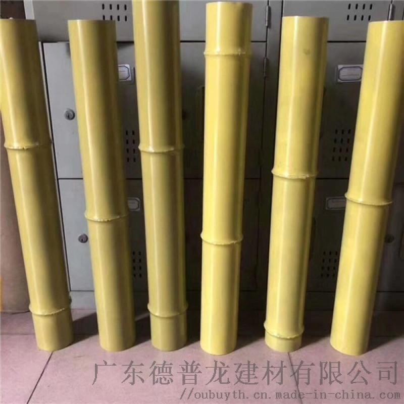 新型竹子鋁型材方管,竹子鋁圓通 竹子鋁合金圓管創新