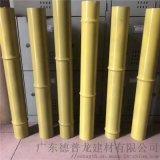 新型竹子铝型材方管,竹子铝圆通 竹子铝合金圆管创新