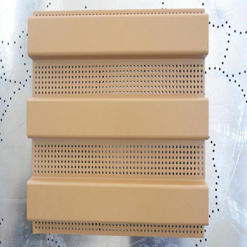 造型弧形铝单板幕墙厂家**双曲面铝单板规格定制