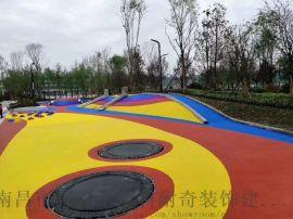 江西上饶、抚州、萍乡、吉安承接EPDM塑胶跑道