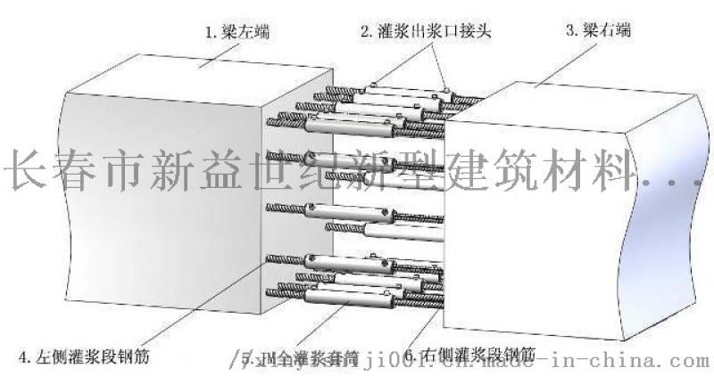 北京套筒灌漿料廠家直供