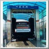 客運站,公交站巴士洗車機,全自動電腦洗車機
