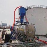 气力粉料输送设备厂家风力式建材粉剂装罐车设备