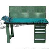 複合板鉗工工作臺 鉗工桌 裝配工作臺