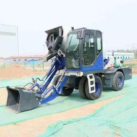 机型 5.5立方自动上料混凝土搅拌车 厂家直销