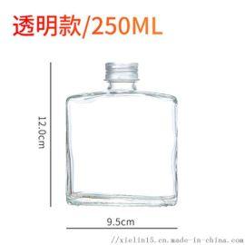 玻璃瓶冷泡茶饮料瓶子生产厂家