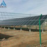 绿色钢丝围栏网/道路中间隔离网
