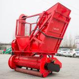 吉林拖拉机秸秆回收机报价 苜蓿草收割粉碎秸秆回收机