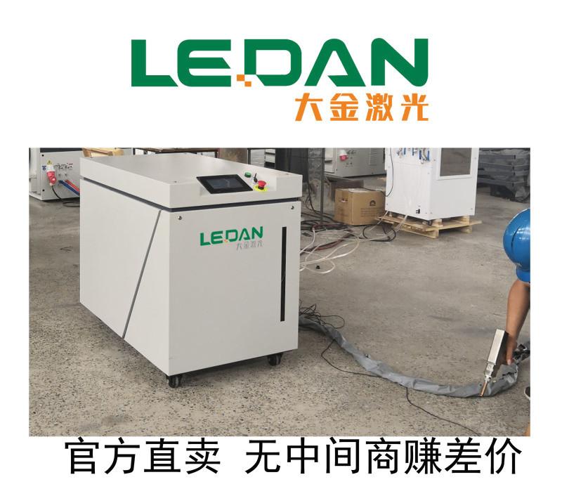 DFW-1000W激光焊接机可用于机箱机柜行业