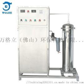 臭氧发生器, 佛山万格立,臭氧发生器200克氧气源