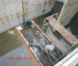 吉安市污水厂混凝沉淀池墙体裂缝高压注浆防水堵漏