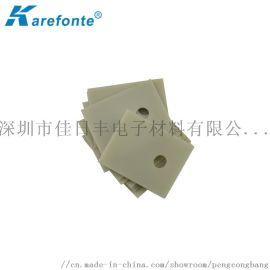 激光切割任意尺寸高导热氮化铝陶瓷基片