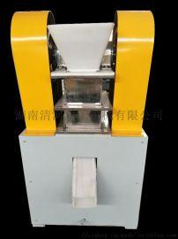 高纯材料实验室陶瓷对辊机QH2PG200*125