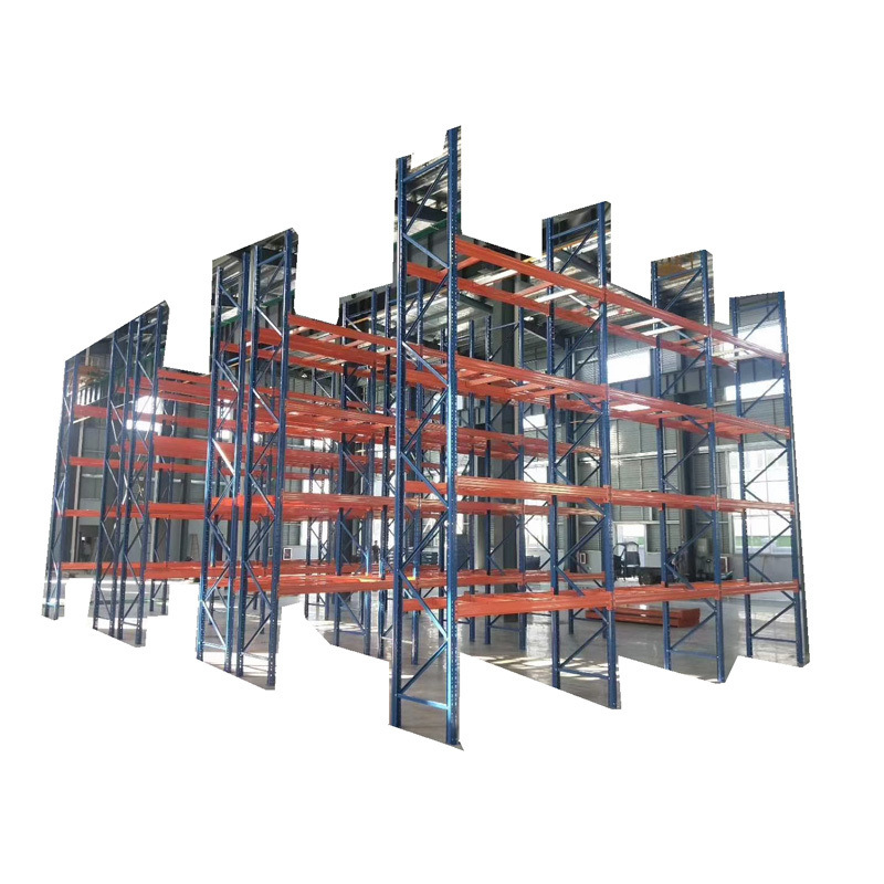 重型仓储货架,深圳大型仓库货架,重型货架生产厂