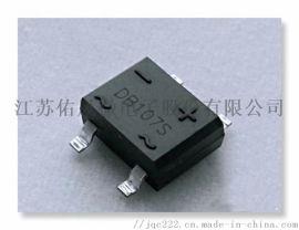 厂家供应江苏佑风微电子品牌系列贴片桥插件桥整流器