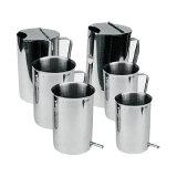 SKN041 不鏽鋼泡鑷桶 量杯 灌腸桶