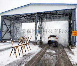 广西高压喷雾消毒通道厂家