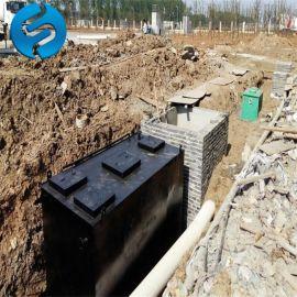 DM地埋式一体化污水处理设备