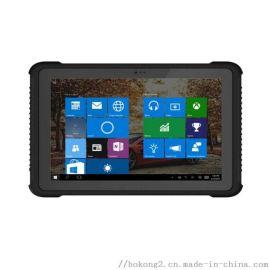 10.1寸三防PDA工业平板电脑一体机车载PDA