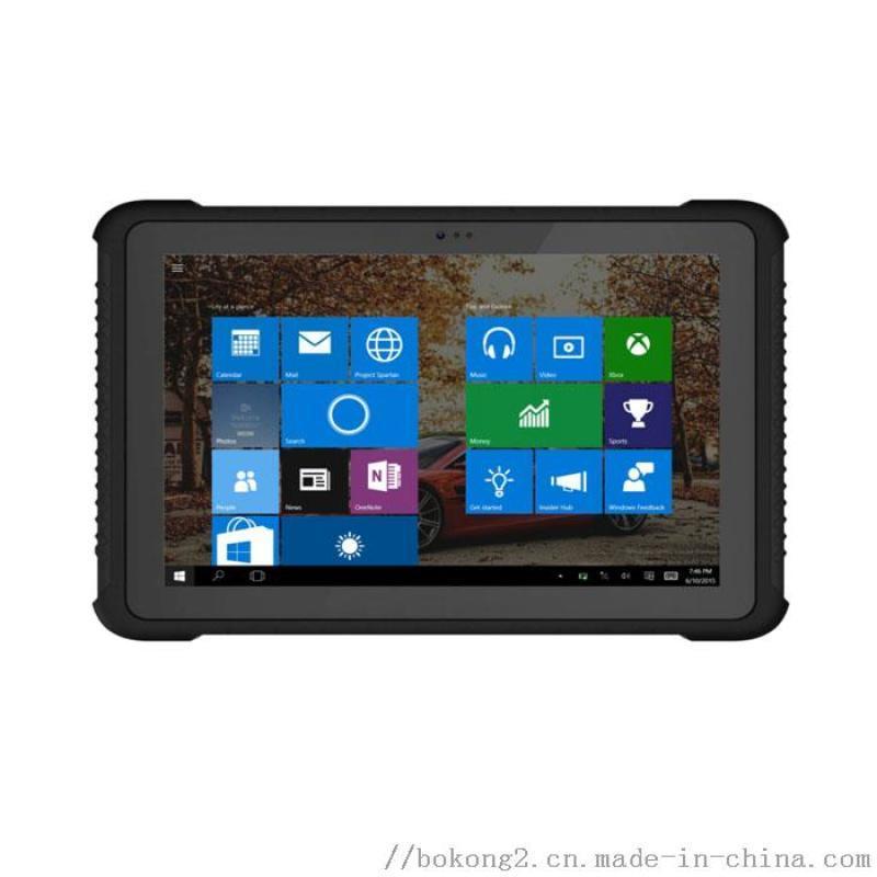 10.1寸三防PDA工業平板電腦一體機車載PDA