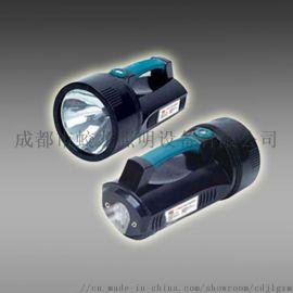 供应便携式超强气体探照灯 手提式探照灯
