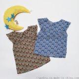 广州可可兔夏季韩版品牌童装折扣货品走份批发
