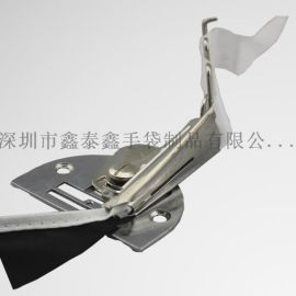 拉手腕筒折边包边筒双针折边筒包边折边器