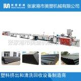 75-250HDPE管材生產線 塑料管材生產設備