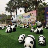 熊猫展 机械熊猫乐队 卡通熊猫 熊猫模型出租