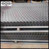 熱鍍鋅噴塑監獄防護鋼板網