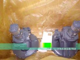 进口力士乐ABG525摊铺机,齿轮泵,双联齿轮泵