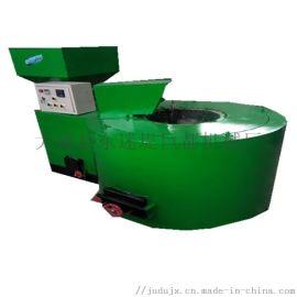 400公斤全自动生物质熔铝炉 坩埚式浇铸发射熔化炉
