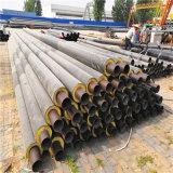 聚氨酯复合保温管 聚氨酯发泡保温螺旋钢管
