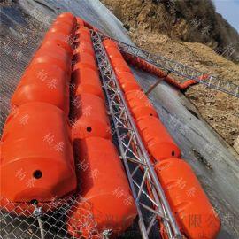 电缆电线跨海铺设塑料浮筒 浮力强